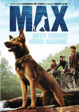 Max, Movie on DVD, Family Movies, Adventure Movies, Kids Movies, new movies, new movies on DVD