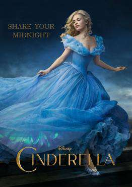 Cinderella (2015), Movie on DVD, Family Movies, Romance Movies, ,  on DVD