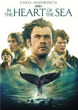 In the Heart Of The Sea, Movie on Blu-Ray, Drama Movies, Adventure Movies, new movies, new movies on Blu-Ray