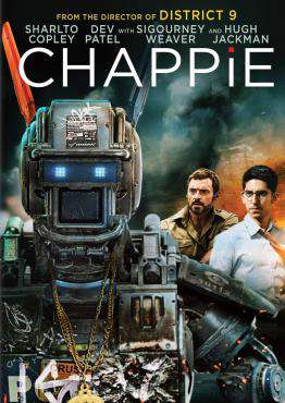 Chappie, Movie on Blu-Ray, Action Movies, Sci-Fi & Fantasy Movies, ,  on Blu-Ray