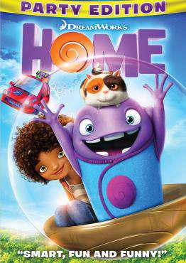 Home, Movie on Blu-Ray, Family Movies, Kids Movies, ,  on Blu-Ray