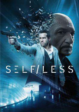 Selfless, Movie on DVD, Action Movies, Sci-Fi & Fantasy Movies, Suspense Movies, ,  on DVD