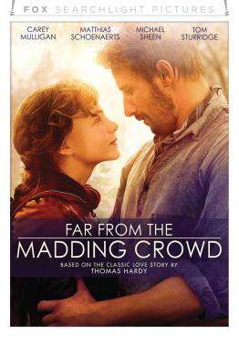 Far From The Madding Crowd (2015), Movie on DVD, Drama Movies, Romance Movies, new movies, new movies on DVD