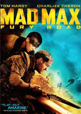 Mad Max: Fury Road, Movie on DVD, Action Movies, Adventure Movies, Sci-Fi & Fantasy Movies, ,  on DVD