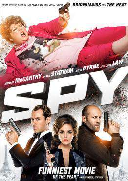 Spy, Movie on Blu-Ray, Action Movies, Comedy Movies, new movies, new movies on Blu-Ray