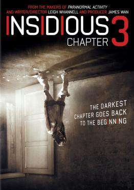 Insidious Chapter 3, Movie on DVD, Horror Movies, ,  on DVD