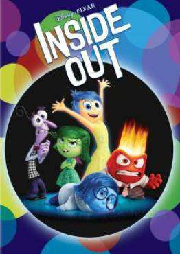 Inside Out (2015), Movie on Blu-Ray, Family Movies, Kids Movies, ,  on Blu-Ray