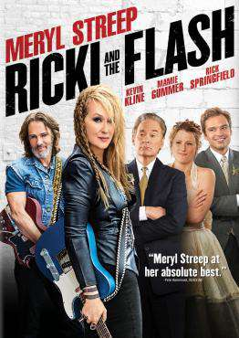Ricki And The Flash, Movie on DVD, Comedy Movies, Drama Movies, ,  on DVD
