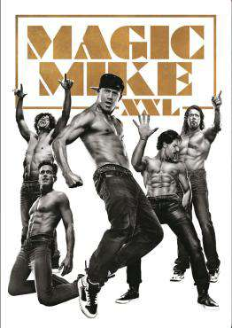 Magic Mike XXL, Movie on DVD, Comedy Movies, ,  on DVD