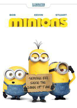 Minions, Movie on Blu-Ray, Family Movies, Animation Movies, Kids Movies, ,  on Blu-Ray