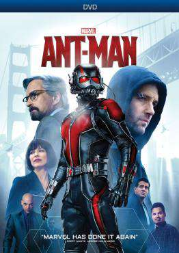 Ant-Man, Movie on DVD, Action Movies, Sci-Fi & Fantasy Movies, ,  on DVD