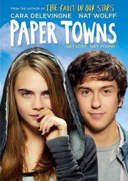 Paper Towns, Movie on DVD, Comedy Movies, Romance Movies, ,  on DVD