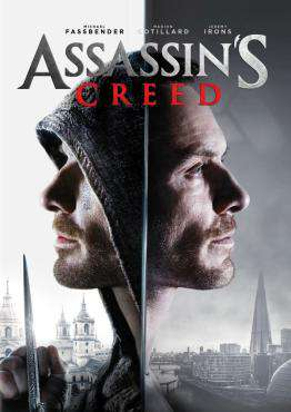 Assassin's Creed, Movie on Blu-Ray, Action Movies, Adventure Movies, ,  on Blu-Ray