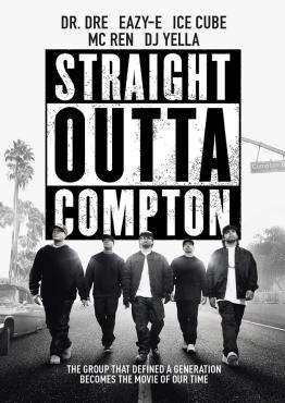 Straight Outta Compton, Movie on DVD, Drama Movies, ,  on DVD