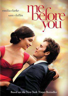 Me Before You, Movie on DVD, Drama Movies, Romance Movies, new movies, new movies on DVD