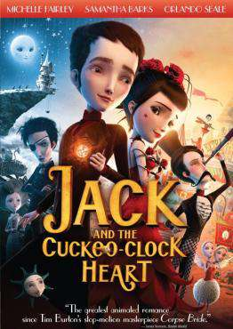 Jack And The Cuckoo Clock Heart, Movie on DVD, Family Movies, Animation Movies, ,  on DVD