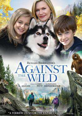 Against The Wild, Movie on DVD, Family Movies, new movies, new movies on DVD