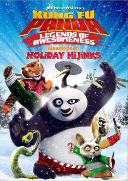 Kung Fu Panda Legends of Awesomeness: Holiday Hijinks, Movie on DVD, Family Movies, Kids Movies, ,  on DVD