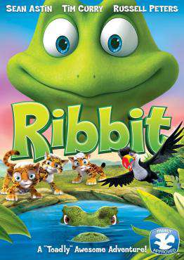 Ribbit, Movie on DVD, Family Movies, ,  on DVD