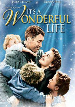 It's A Wonderful Life, Movie on DVD, Drama Movies, Holiday Movies, new movies, new movies on DVD