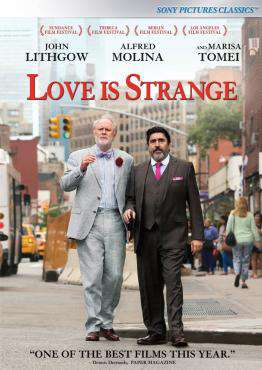 Love Is Strange, Movie on DVD, Drama Movies, ,  on DVD
