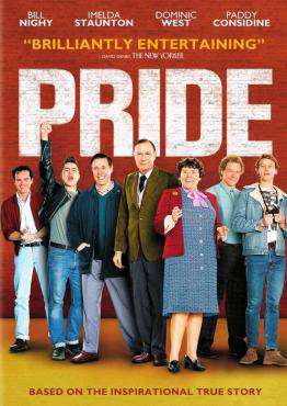 Pride (2014), Movie on DVD, Comedy Movies, Drama Movies, ,  on DVD