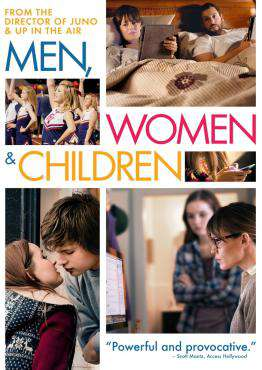 Men, Women & Children, Movie on Blu-Ray, Drama Movies, new movies, new movies on Blu-Ray