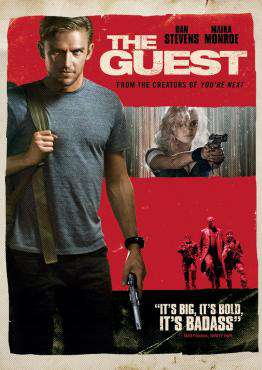 The Guest, Movie on DVD, Action Movies, Suspense Movies, ,  on DVD