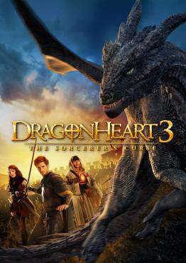 Dragonheart 3, Movie on DVD, Action Movies, Adventure Movies, Sci-Fi & Fantasy Movies, ,  on DVD