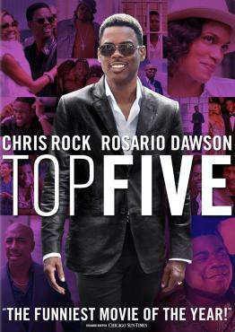 Top Five, Movie on Blu-Ray, Comedy Movies, ,  on Blu-Ray