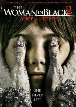 Woman In Black: Angel Of Death, Movie on DVD, Horror Movies, ,  on DVD