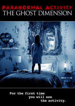Paranormal Activity: The Ghost Dimension, Movie on Blu-Ray, Horror Movies, ,  on Blu-Ray