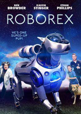 RoboRex, Movie on DVD, Family Movies, Kids Movies, new movies, new movies on DVD