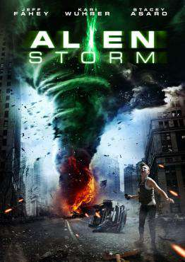 Alien Storm, Movie on DVD, Action Movies, Sci-Fi & Fantasy Movies, ,  on DVD