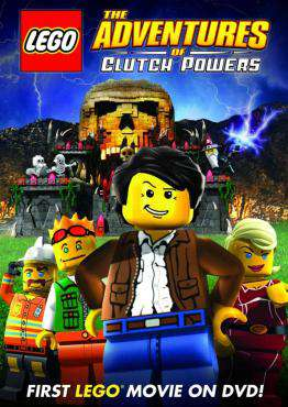 LEGO: The Adventures Of Clutch Powers (2010), Movie on DVD, Family Movies, Adventure Movies, ,  on DVD