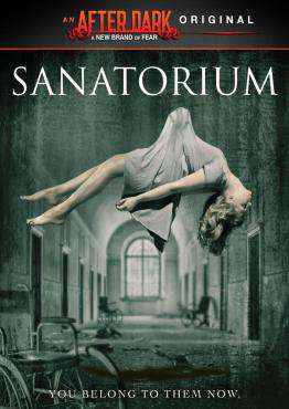 Sanatorium, Movie on DVD, Horror Movies, new movies, new movies on DVD