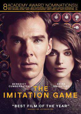 The Imitation Game, Movie on DVD, Drama Movies, ,  on DVD