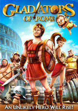 Gladiators Of Rome, Movie on DVD, Family Movies, Adventure Movies, Animation Movies, Kids Movies, ,  on DVD