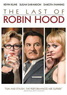 The Last Of Robin Hood, Movie on DVD, Drama Movies, ,  on DVD