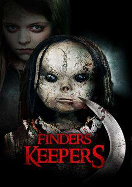 Finders Keeper, Movie on DVD, Horror Movies, ,  on DVD