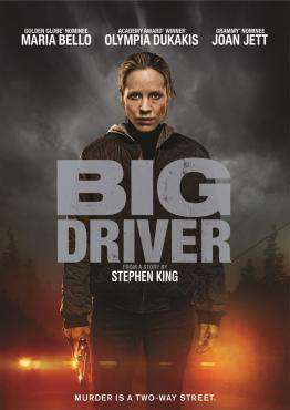 Big Driver, Movie on DVD, Drama Movies, Suspense Movies, new movies, new movies on DVD