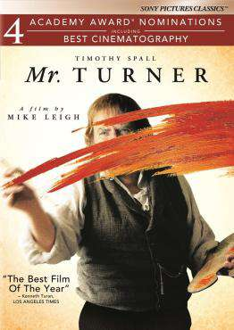 Mr. Turner, Movie on DVD, Drama Movies, ,  on DVD