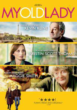 My Old Lady, Movie on DVD, Comedy Movies, Drama Movies, new movies, new movies on DVD