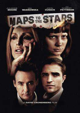 Maps To The Stars, Movie on DVD, Drama Movies, ,  on DVD