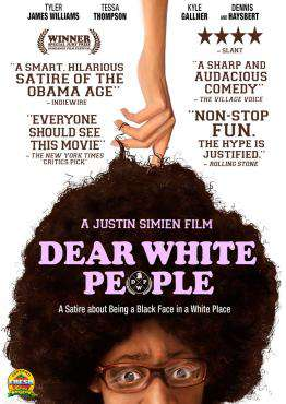 Dear White People, Movie on Blu-Ray, Comedy Movies, ,  on Blu-Ray