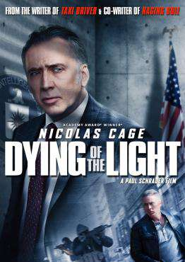 Dying Of The Light, Movie on DVD, Action Movies, Drama Movies, Suspense Movies, ,  on DVD