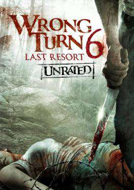 Wrong Turn 6 (2014), Movie on DVD, Horror Movies, ,  on DVD