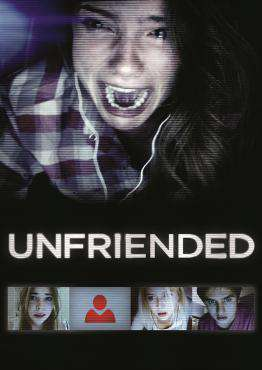 Unfriended, Movie on DVD, Horror Movies, Suspense Movies, ,  on DVD