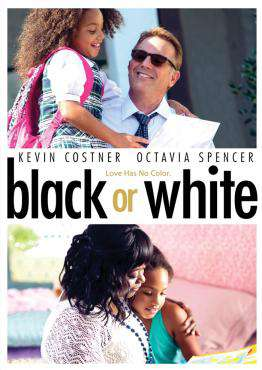 Black Or White, Movie on DVD, Drama Movies, new movies, new movies on DVD