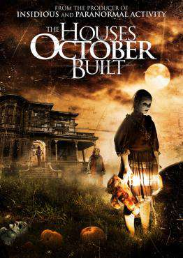 The Houses October Built, Movie on DVD, Horror Movies, ,  on DVD